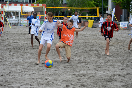 Beach Event Dronten bijna van start