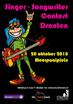 Singer-songwriter Contest Dronten